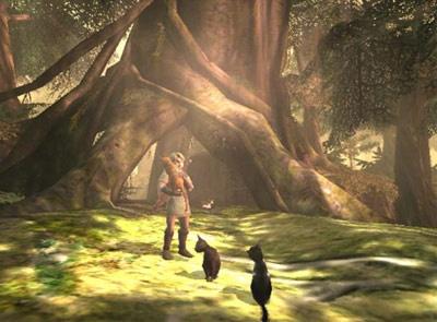 (Wii): Legend of Zelda - Fyrus Boss Battle