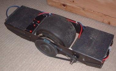 DIY: Skateboard por balanceo