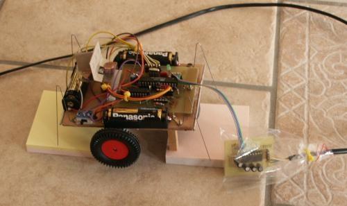 How To: Robot que sigue la luz