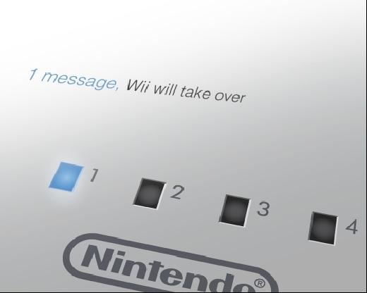 Nintendo Wii: Spot publicitario hecho a mano