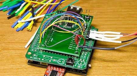 Host USB Shield para Arduino