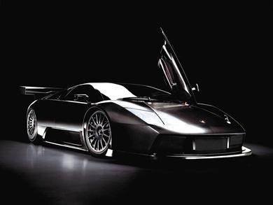 Una de coches: Lamborghini Murcielago R-GT