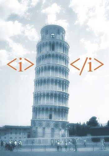 HTML Tags frikis