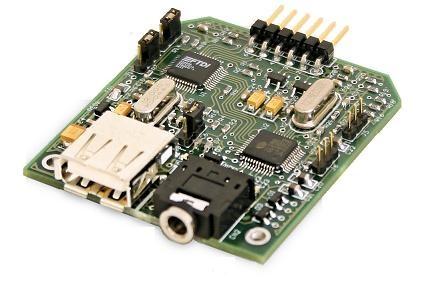 VMUSIC1: La nueva era de reproductores MP3 caseros