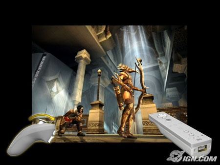 (Wii) Prince of Persia: Rival Swords