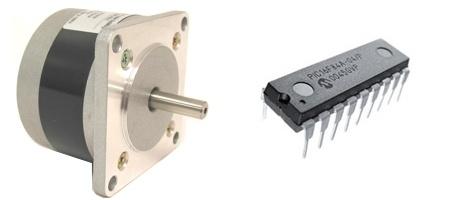C mo controlar un motor paso a paso con un pic for General motors el paso tx