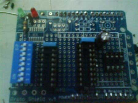 CAN Shield: Interfaz CAN con Arduino y MCP2515