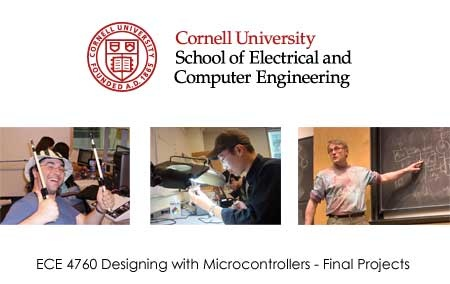 (Video) Proyectos finales de la Universidad de Cornell