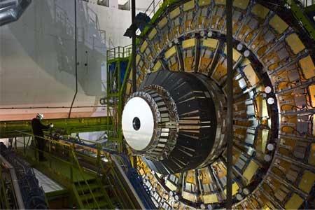 (Video) El colisionador de hadrones LHC del CERN funcionando