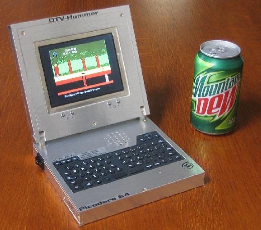 PICODORE: El C64 portatil