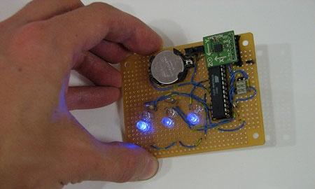 (Tutorial) Accelerómetro ADXL330 con AVR
