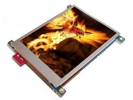 (Video) Pantalla OLED 32028 TouchScreen de nuevo disponible