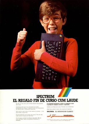 (Video) 25 años de Sinclair ZX Spectrum