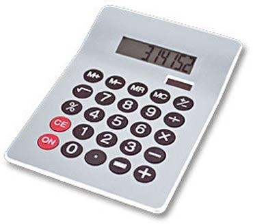 (Video) Cuantas palabras se escriben en una calculadora?