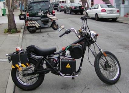 DIY: Convierte tu moto en electrica