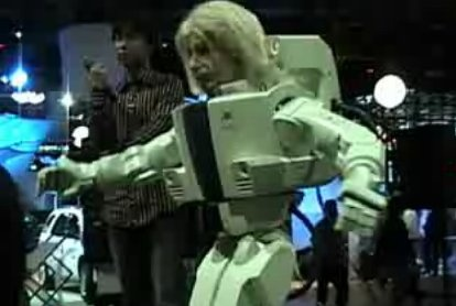 Video: Einstein Robot