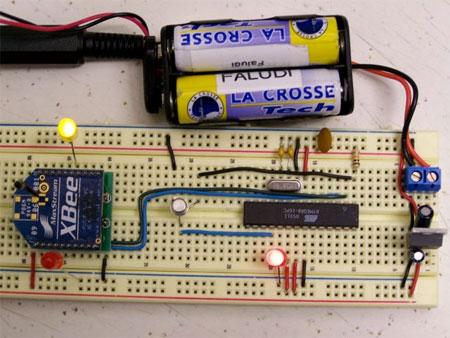 Cómo programar Arduino sin cables con XBee (Wireless)