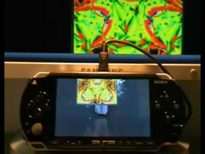 PSPdisp: Cómo utilizar la PSP como monitor de PC
