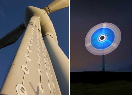 El POV más grande del mundo con una turbina eólica