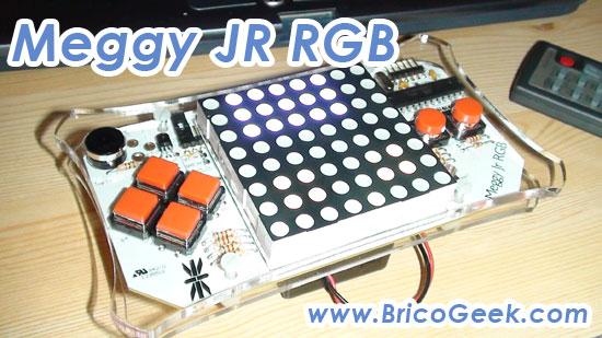 Probando Meggy JR RGB