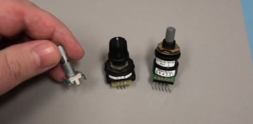 Video: Cómo funciona un Rotary Encoder