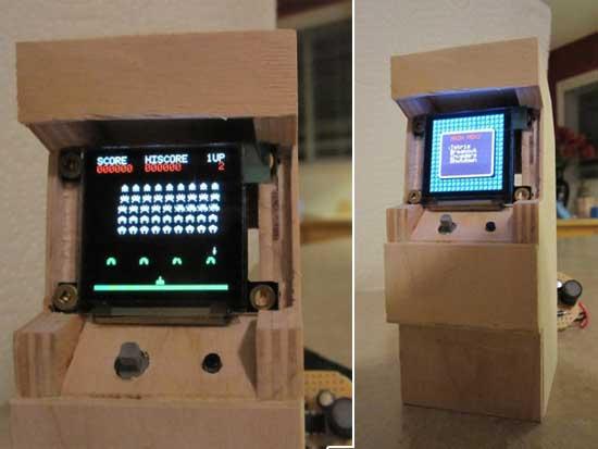 Markade: El Arcade Cabinet más pequeño del mundo