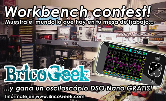 Resultados BricoGeek Workbench Contest