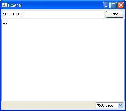 CMD Library: Librería de comandos série para Arduino
