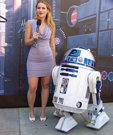 Cómo hacer un robot R2D2 de Star Wars