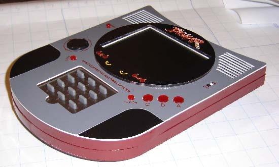 Ben Hack: Atari Jaguar Portable