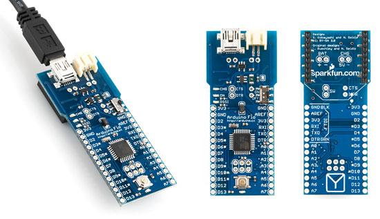 Nuevo Arduino Fio con XBee incorporado
