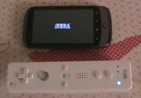 Cómo conectar el Wiimote con Android