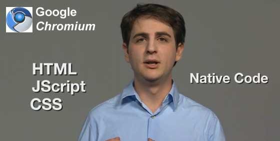 Código nativo en navegadores con Google Chromium