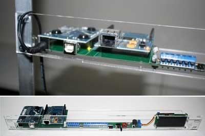 Monitorización casera de servidores con Arduino