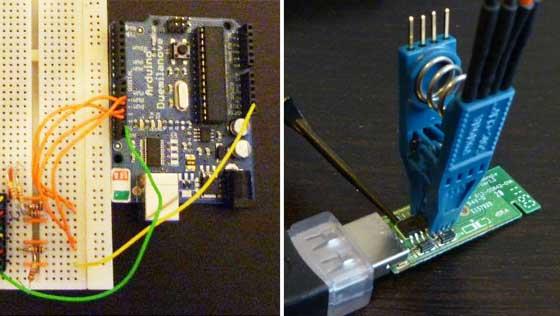 Cómo hackear Logitech Presenter con Arduino
