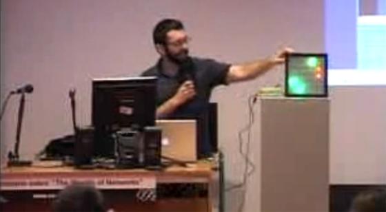 Arduino Barcamp en Madrid