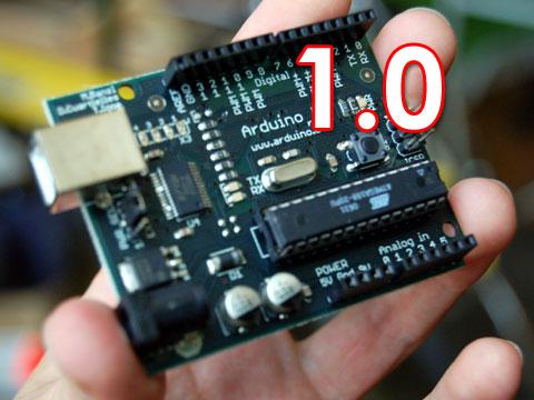 Próximos cambios: Arduino 1.0