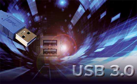 Llega USB 3.0