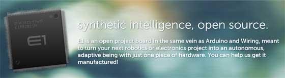 E1: Inteligencia Sintética para tu proyecto (IA)