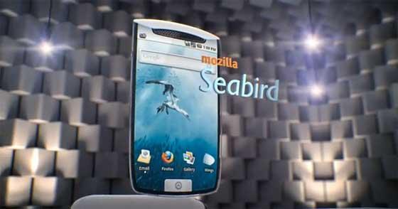 Seabird: El futuro de los móviles según Mozilla