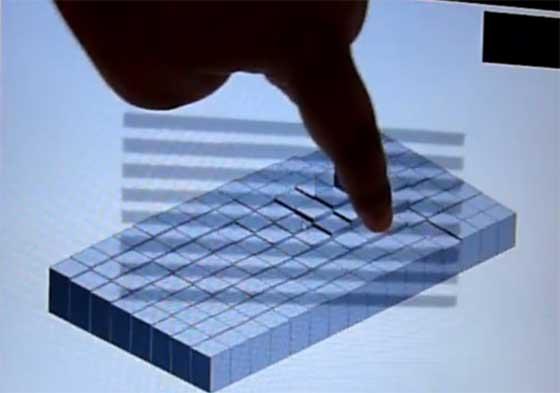 Sensor Multi-Touch con Arduino MEGA