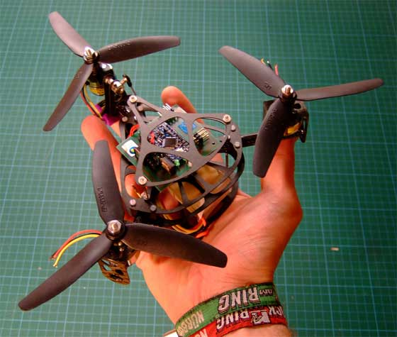 Tricópter casero con Arduino