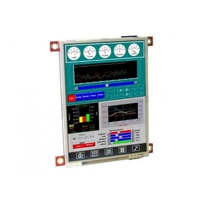 Primer contacto con la uLCD-32PT de 4D Systems