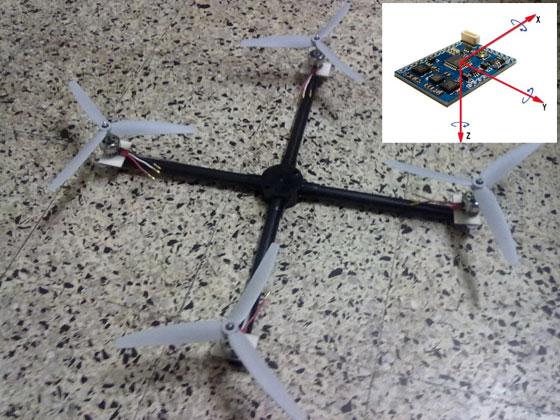 Cómo hacer un quadcopter con Arduino