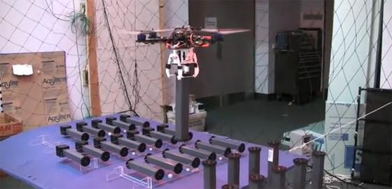 Quadcopters constructores