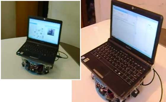 Robot Wifi con Arduino MEGA y Microsoft Robotics Studio