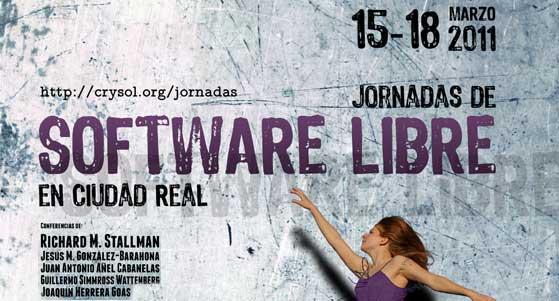 Jornadas sobre Software Libre con Richard Stallman