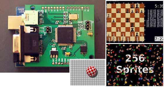 Gameduino: Consola de juegos con Arduino