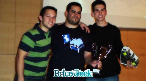 Premios Sumo COSMOBOT BricoGeek