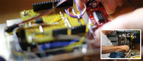Controlador Time-Lapse casero con Arduino